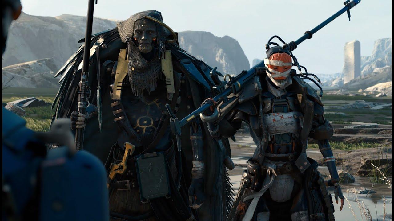 Image of Unreal Engine 4 render scene