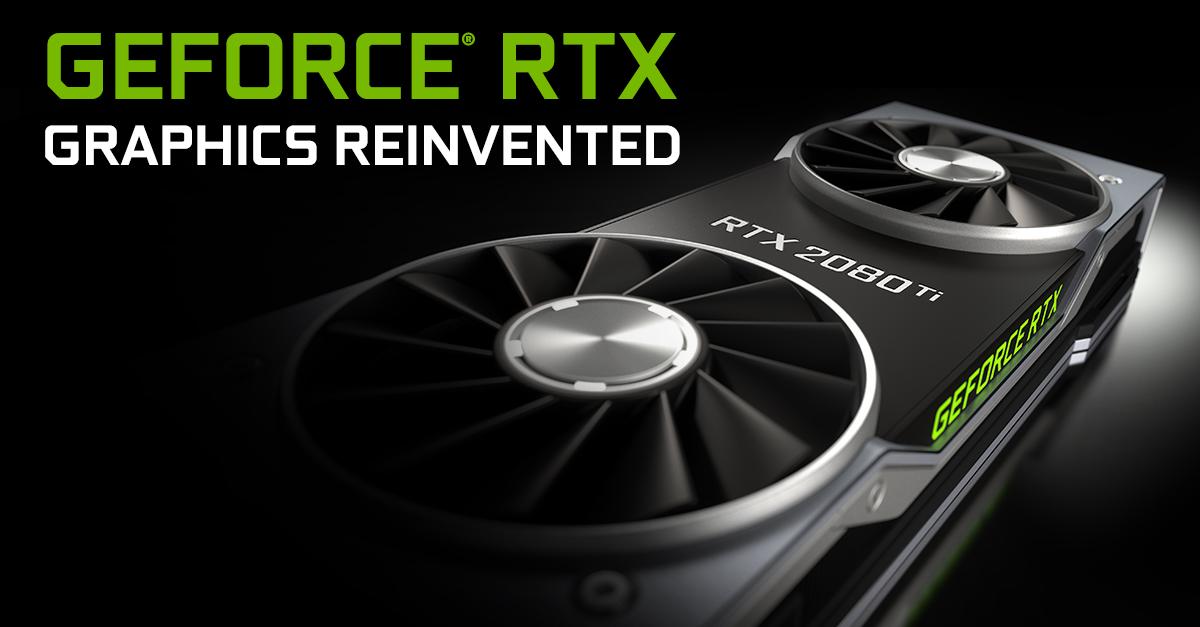 NVIDIA's GPU RTX line